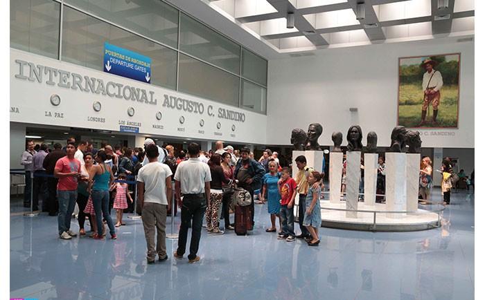 Nicaragua Airport