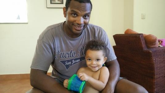 My Little man, but Kharron's mini