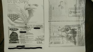 This is the layout they want the copy to be for overdue VISAs.