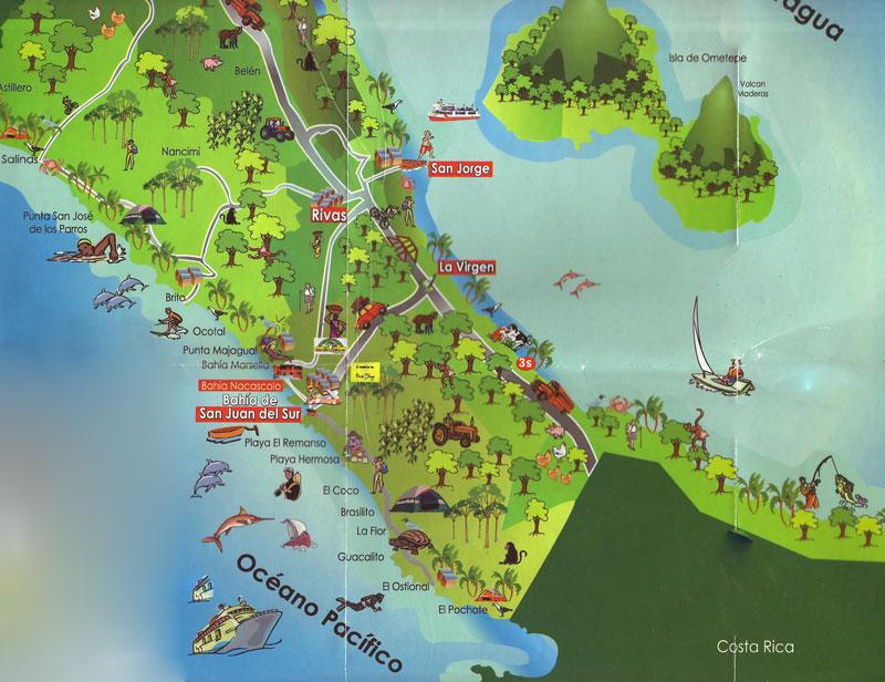 Living in san juan del sur the 1 less traveled by - Microcementos del sur ...