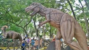 Dino Park TRex
