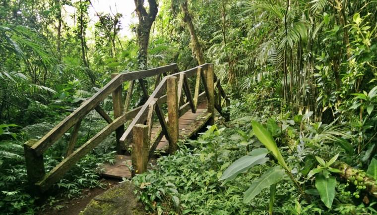 Mombacho Bridge