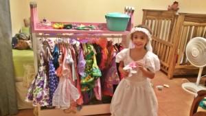Princess Closet present