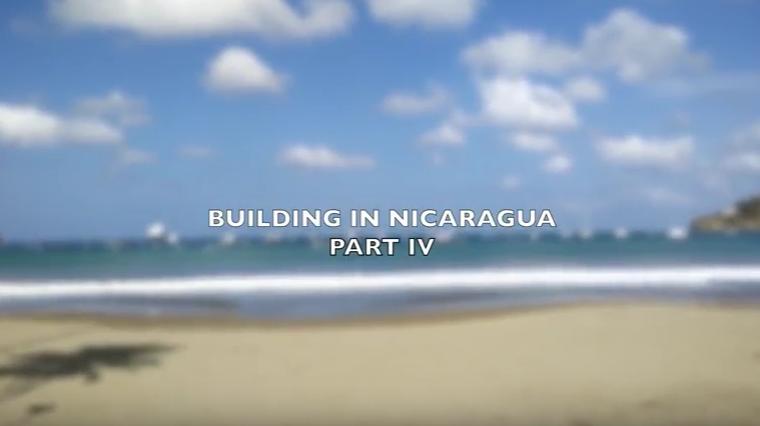 Building in Nicaragua 4